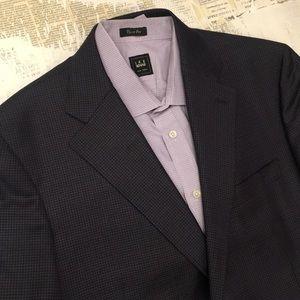 Canali micro check sport coat